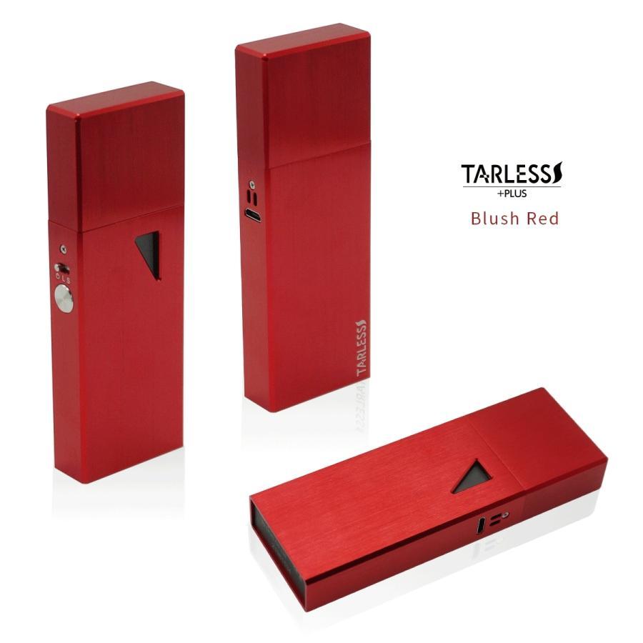 低温加熱式タバコ スターターキット たばこカプセル対応 TARLESS PLUS ターレスプラス リキッド2本付き ベプログ vapecollection 05