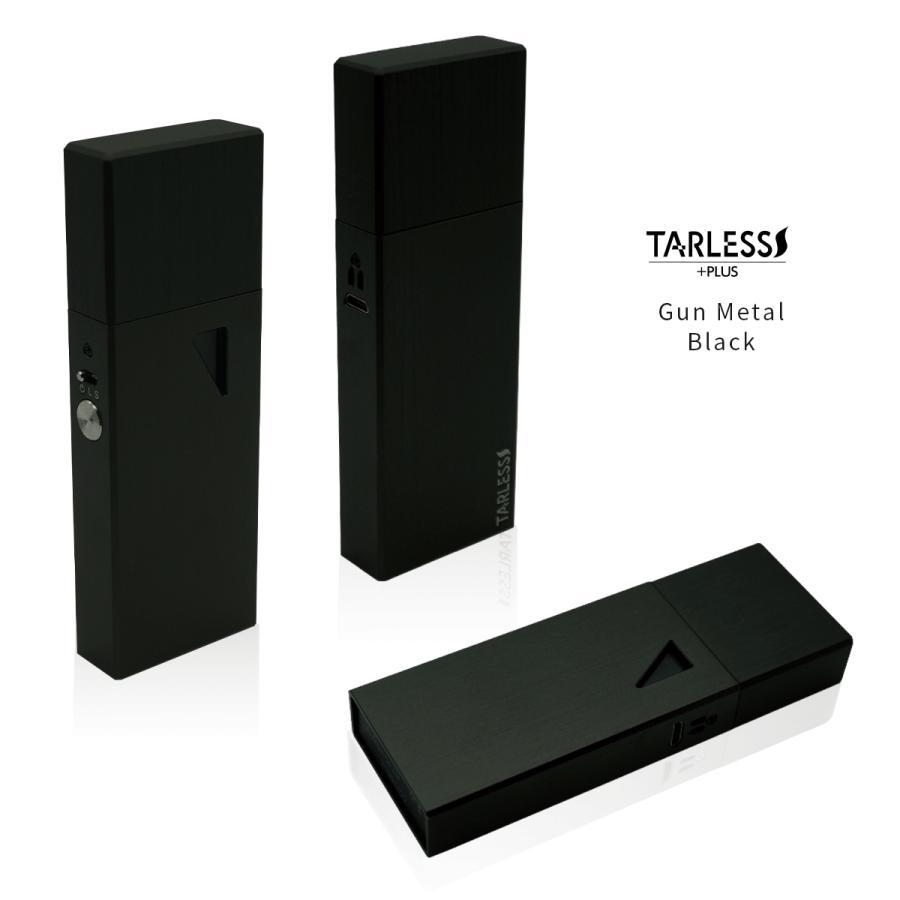 低温加熱式タバコ スターターキット たばこカプセル対応 TARLESS PLUS ターレスプラス リキッド2本付き ベプログ vapecollection 06