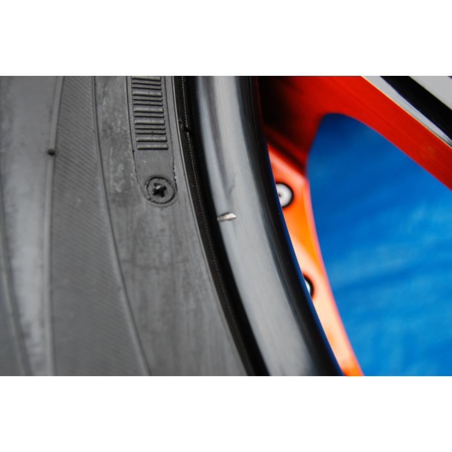 中古 VELLANO VJK 22インチ アルミホイール 4本 セット タイヤ 付き ヨコハマ PARADA Spec-x 305/40/22 ベラーノ TOYOTA ランドクルーザー ve1 07