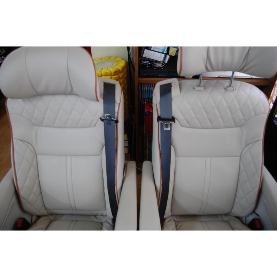W447/Vクラス   電動 キャプテンシート メルセデス ベンツ Mercedes Benz Vクラス リクライニング シート V220 d 加工 取付け  中古|ve1|03