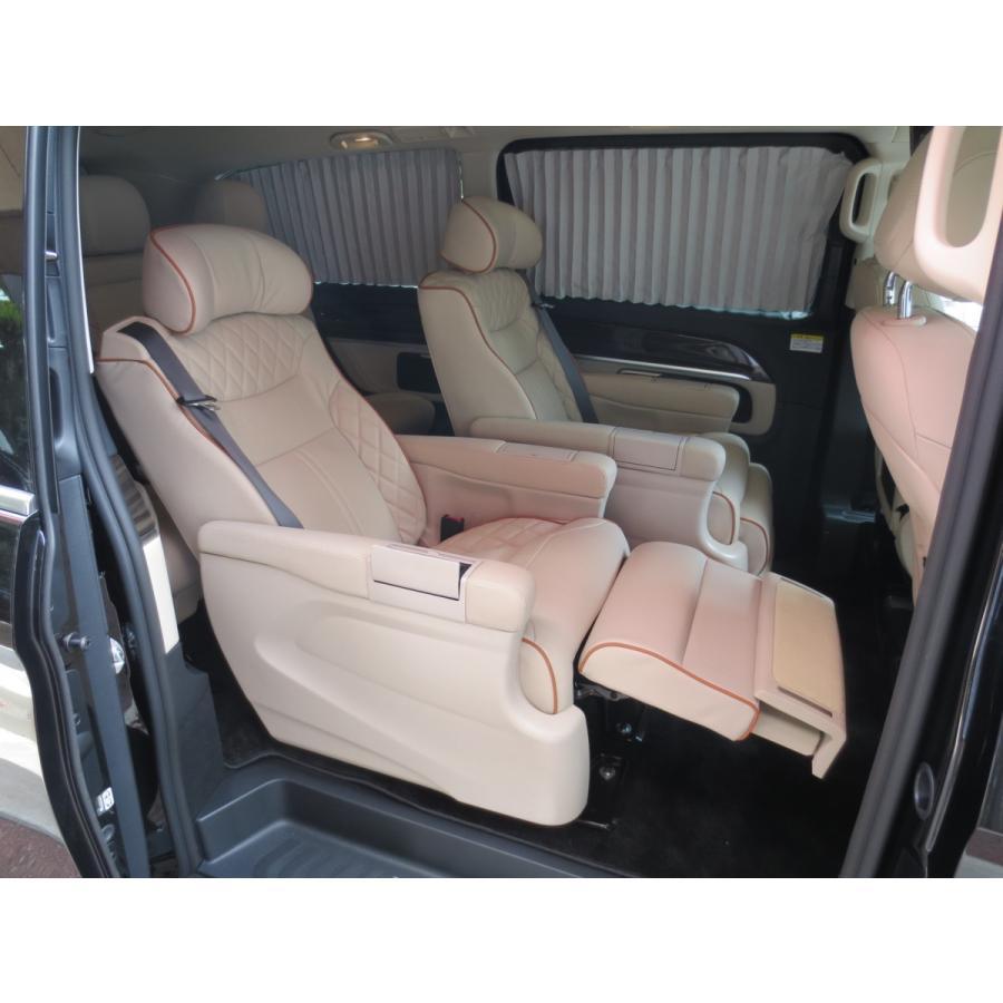 W447/Vクラス   電動 キャプテンシート メルセデス ベンツ Mercedes Benz Vクラス リクライニング シート V220 d 加工 取付け  中古|ve1|10