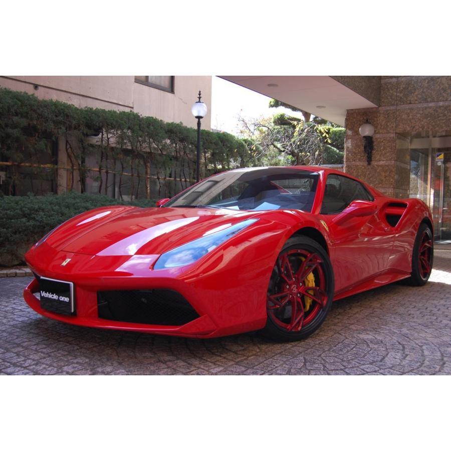 中古 D2 FORGED WHEEL OS-26 20インチ 4本 フェラーリ 488 458 イタリア フォージド アルミ ホイール Ferrari F488 italia|ve1|02