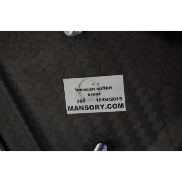 本物 未使用品 MANSORYカーボンボンネット ランボルギーニ ウラカン マンソリーLP610-4 LP-580-2 エアロ ボンネット|ve1|05