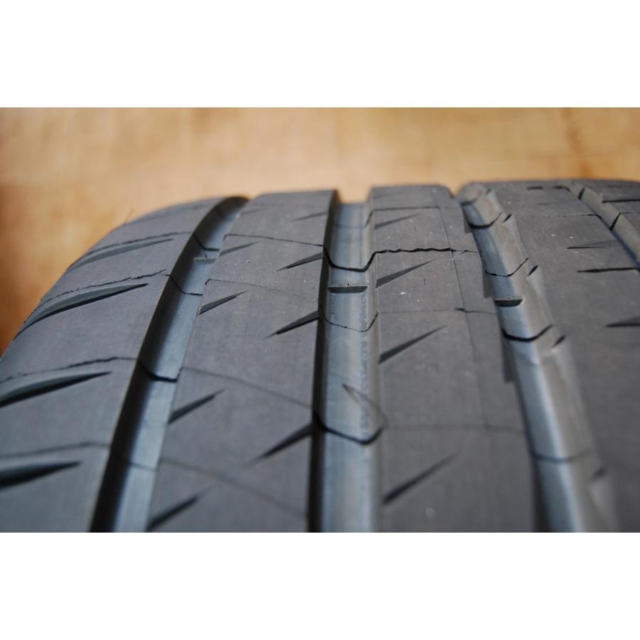 即納 新古 ミシュラン タイヤ Pilot sport4S 275/30-20 タイヤ MICHELIN ベンツ W222 W221 W217 BMW G03 F01 F02 AUDI A8 S8 LEXUS LS460h|ve1|04