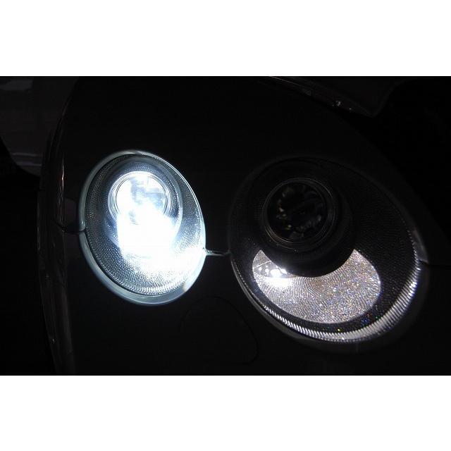 売切!! スワロフスキー加工済 純正ヘッドライト ベントレー コンチネンタルGT/GTC フライングスパー フラスパ HID LEDポジション バルブ|ve1|10