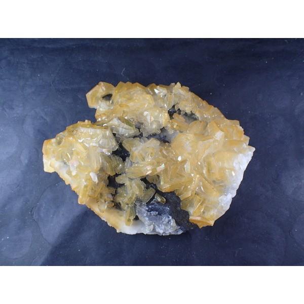 カルサイト(Calcite) 中国福建省産 産 寸法 : 155.2X122.7X50.7·/867g