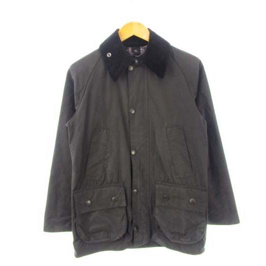 【テレビで話題】 【】バブアー Barbour ビデイル ジャケット BEDALE オイルドコットン 英国製 黒 ブラック 30 レディース 【ベクトル 古着】, ボディーガード cacf7e11