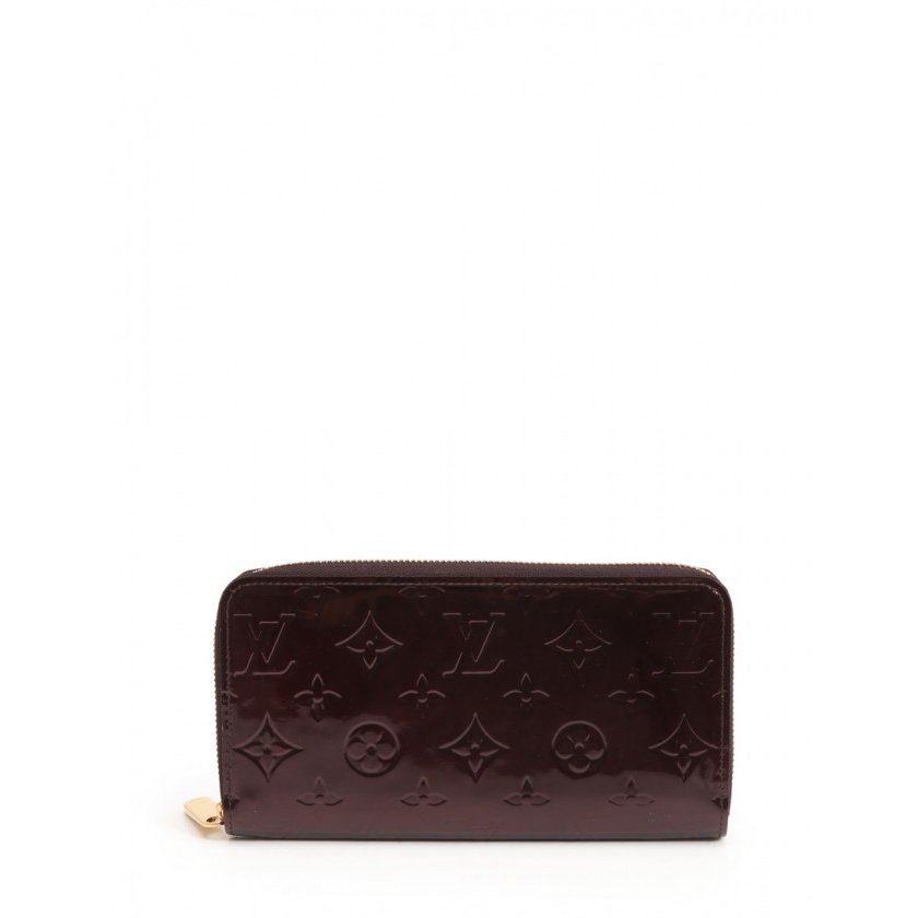 outlet store e2779 00b9e ルイヴィトン 小物 LOUIS VUITTON レザー ラウンドファスナー長 ...