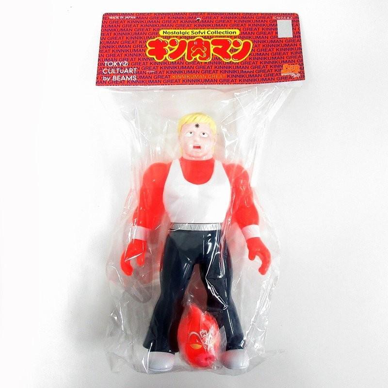 【中古】ビームス BEAMS キン肉マン コラボ フィギュア テリーマン ファイブ スター トイ Five STAR Toy オレンジ /MF 【ベクトル 古着】