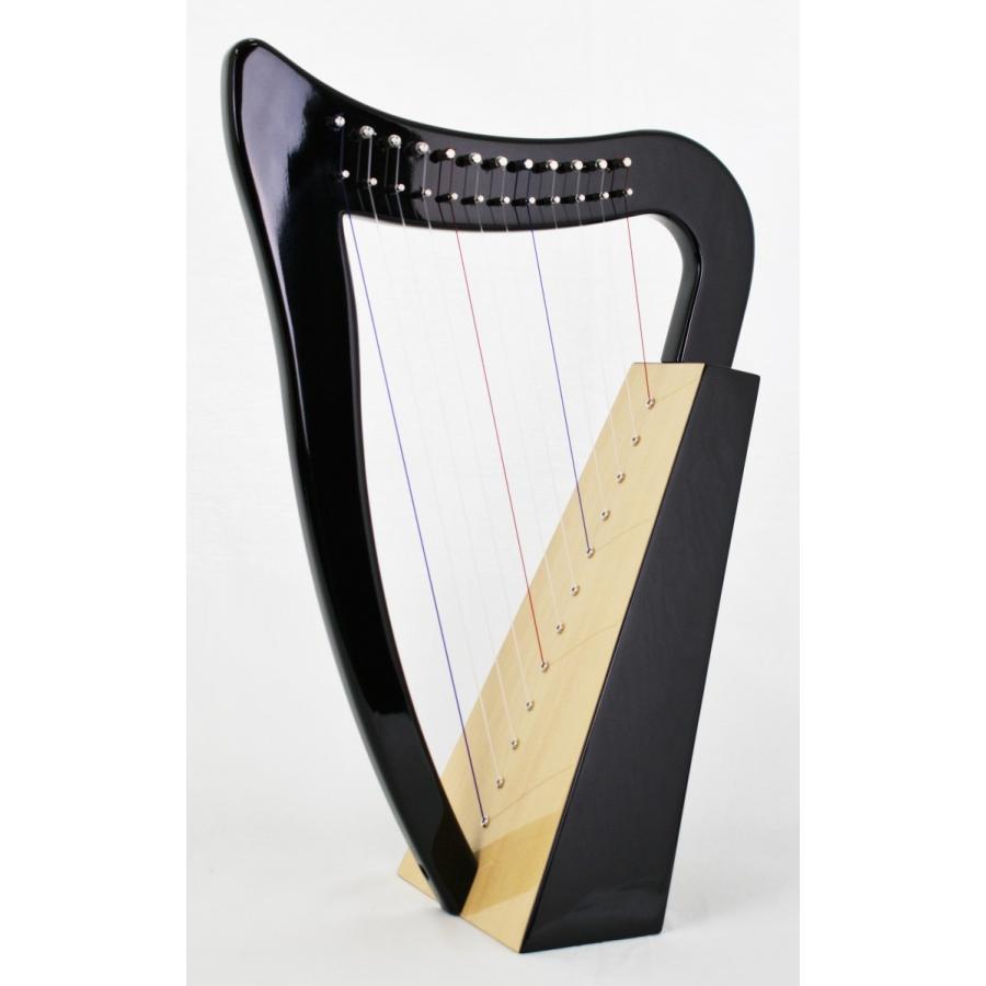 ベイビーハープ 〜令〜 12弦 ハープ|vegamusic