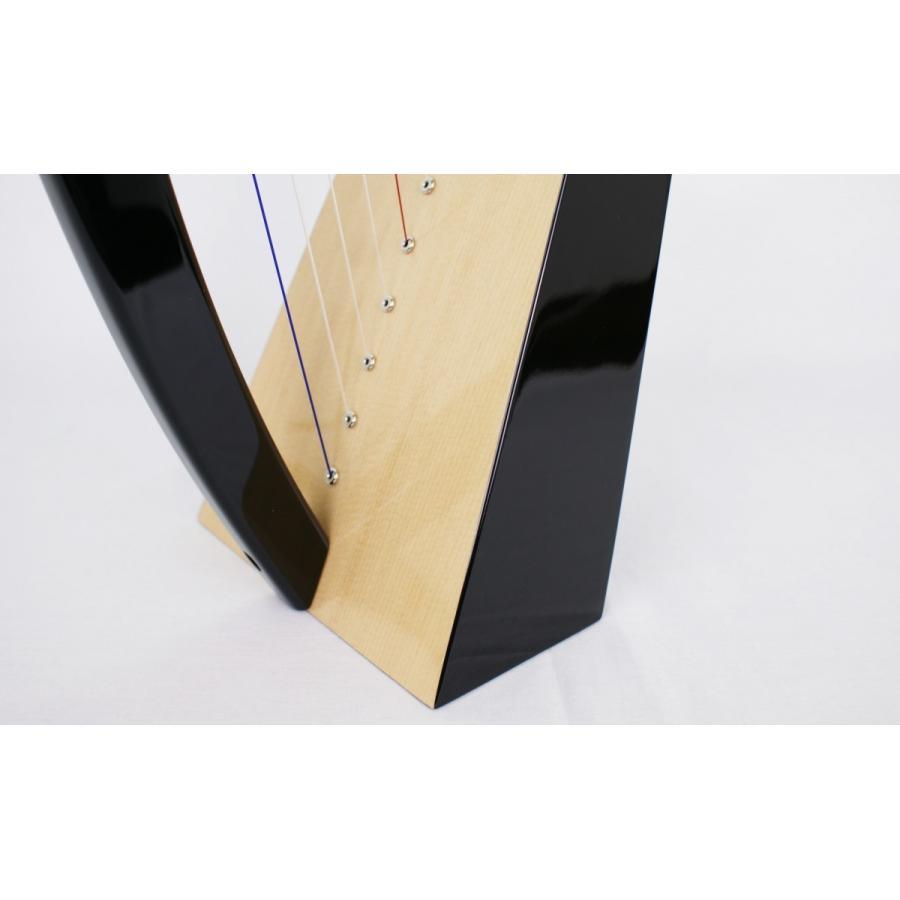 ベイビーハープ 〜令〜 12弦 ハープ|vegamusic|04