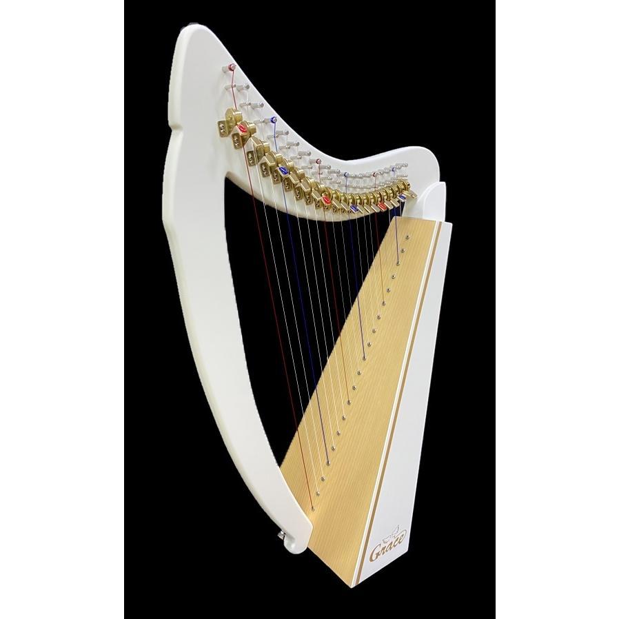 モデラート 20弦 ハープ|vegamusic
