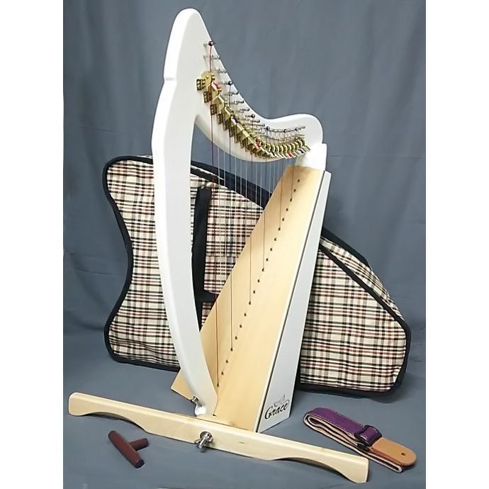 モデラート 20弦 ハープ|vegamusic|07