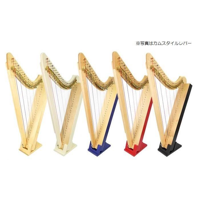 プレスト【ラブランドレバー】26弦 ハープ|vegamusic