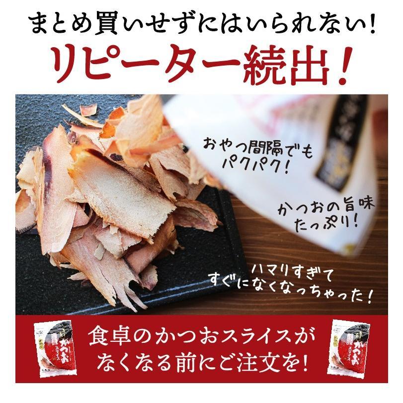 おつまみ おつまみセット かつお かつおスライス  ギフト 絶品 珍味 食品 そのまま食べるかつおスライス 30g vegeko 17