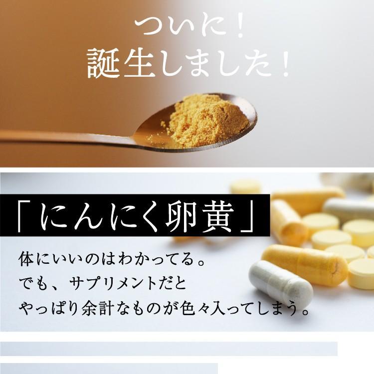 にんにく卵黄 粉末