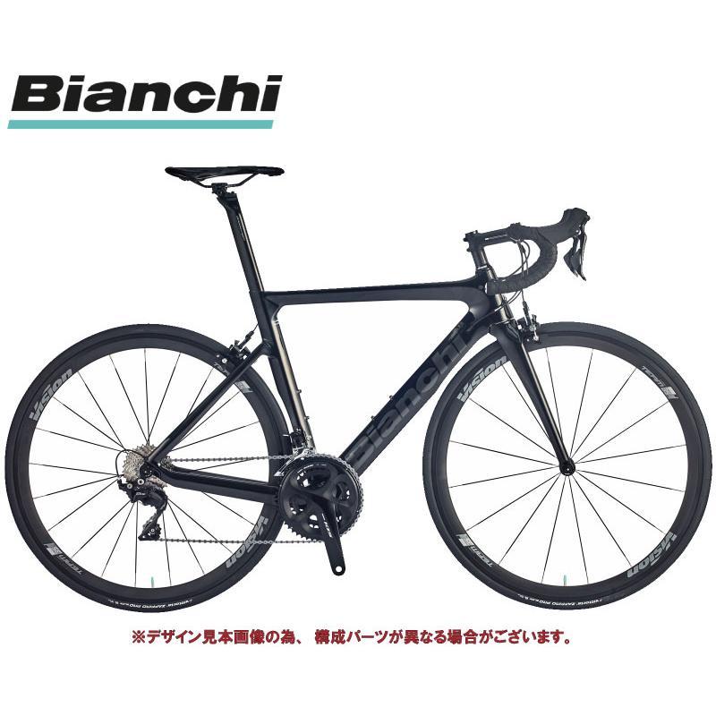 ロードバイク 2021 BIANCHI ビアンキ ARIA DISC SHIMANO 105 アリア ディスク シマノ 105 BLACK/GRAPHITE(2R) 2×11SP 700C CARBON