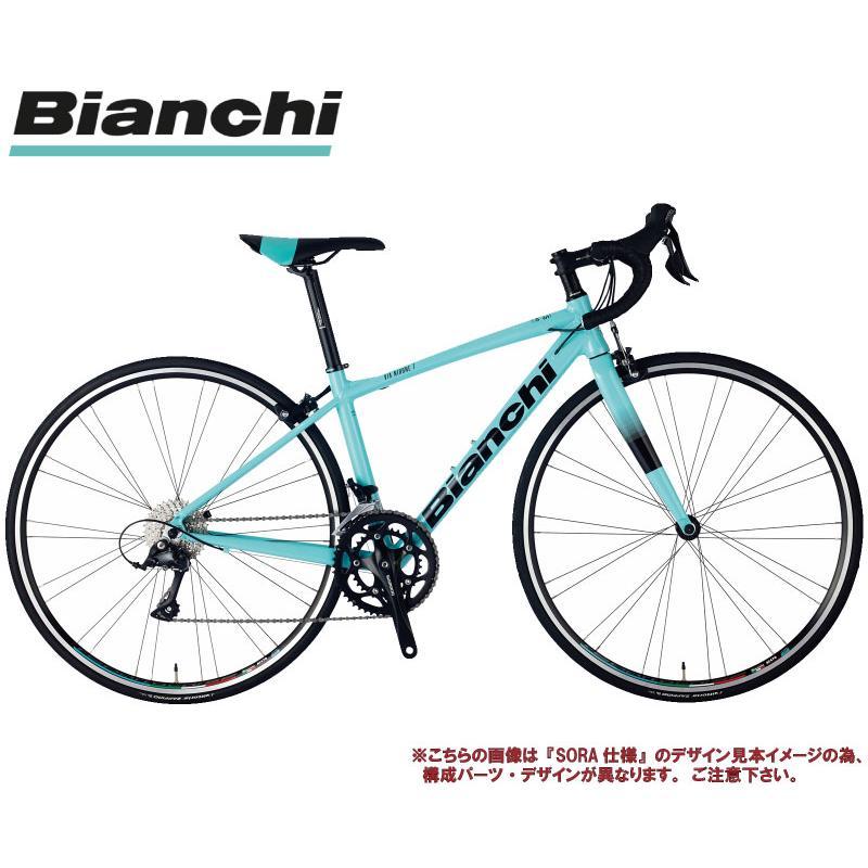 ロードバイク 2021 BIANCHI ビアンキ VIA NIRONE 7 SHIMANO 105 ビア ニローネ7 シマノ105 CK16(NC)  2×11SP 700C