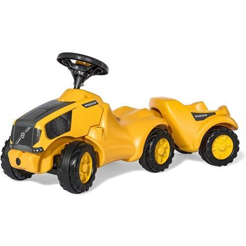 (プレゼント付) VOLVOミニ 132560【クレジットOK】ロリートイズ ドイツ製 足けり 乗用玩具