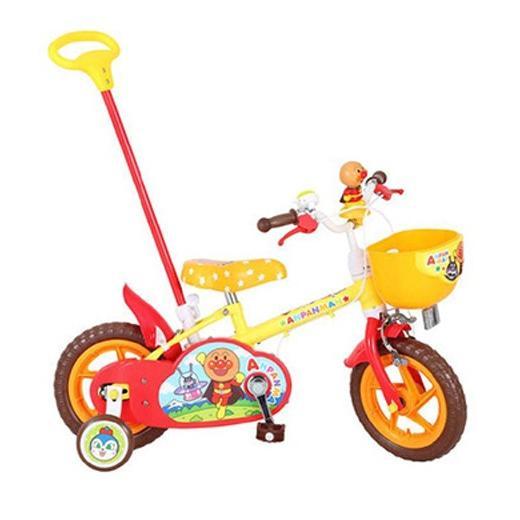 1260 それいけ! アンパンマン 12D  12インチ(完成品)+今なら自転車カバープレゼント エム・アンド・エム M&M