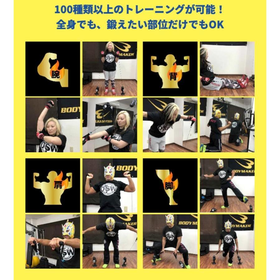 【フィットネスマシン】 ダイエット コロナ太り対策 シェイプアップ 簡単トレーニング 《OSWロープトレーナー》 venustokyo 02
