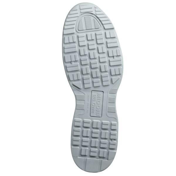 安全作業靴 ミドリ安全 ワークプラス エアHG ISA-805 静電 ネイビー 先芯入りスニーカー ローカット メッシュ 通気性 verdexcel-medical 02