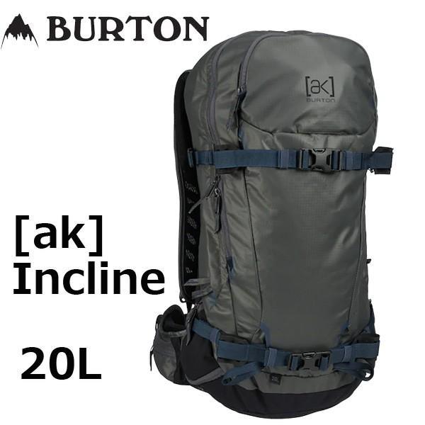 【メール便不可】 バックパック デイバッグ リュック 19SS BURTON バートン AK INCLINE 20L PACK AKインクライン20, 【超安い】 4629e67a
