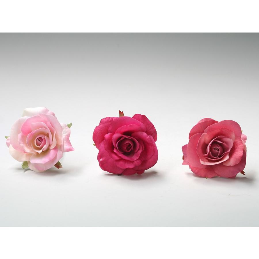 バラのパーツセットの髪飾り(19パーツ):HA058|vertpalette-store|08