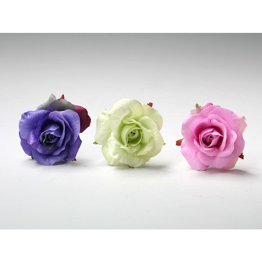 バラのパーツセットの髪飾り(19パーツ):HA058|vertpalette-store|09