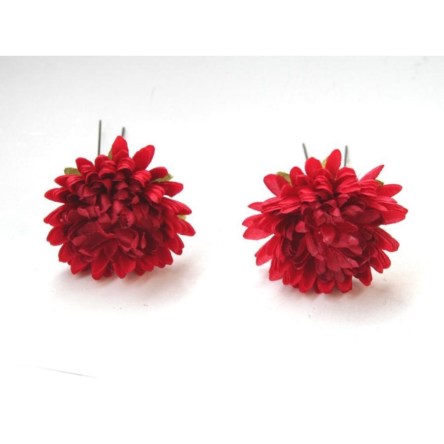 ダリアとマムの髪飾りセット:HA073|vertpalette-store|06