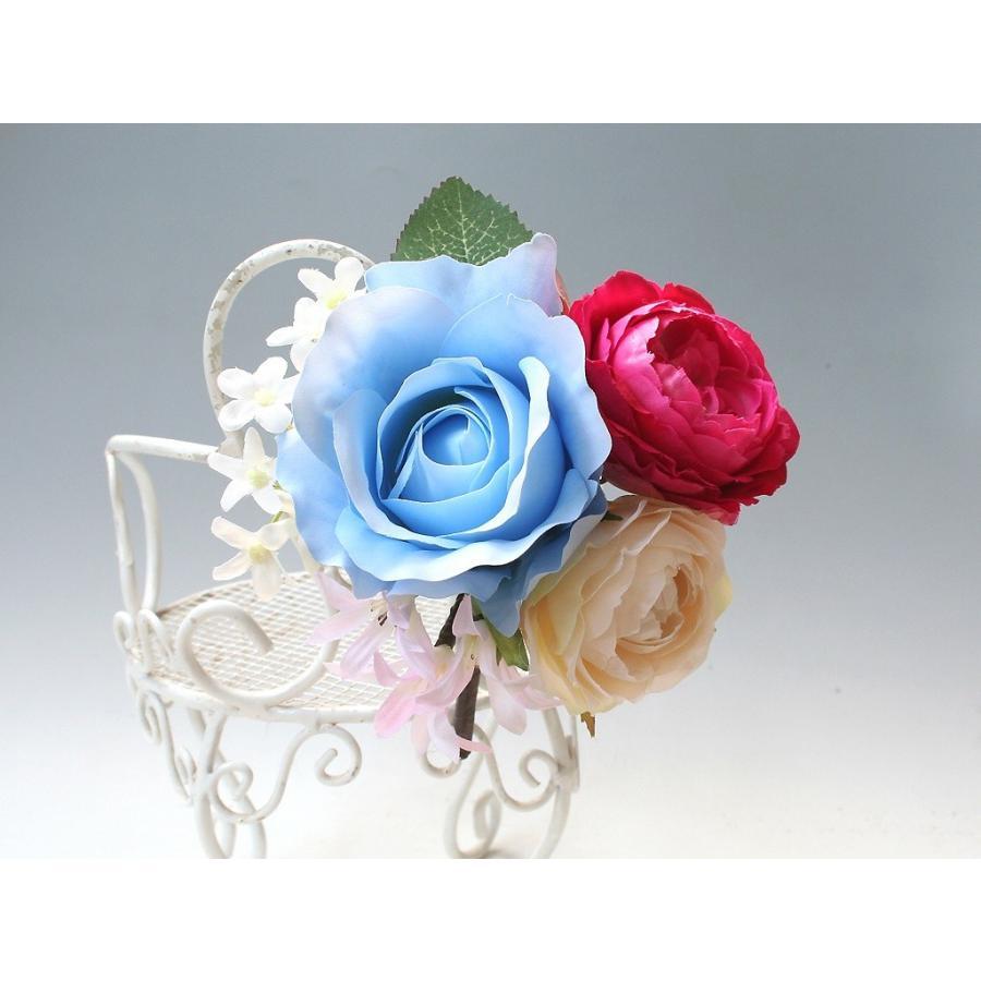 バラとちりめんモチーフとのセット:HA060|vertpalette-store|04