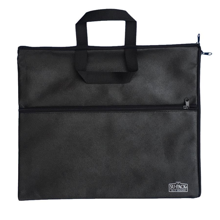 ガーメントバッグ メンズ・SU-PACK 1/6 Clean Black / スーパック 6分の1 クリーン ブラック/メーカー直販 日本製|very-web-store|04