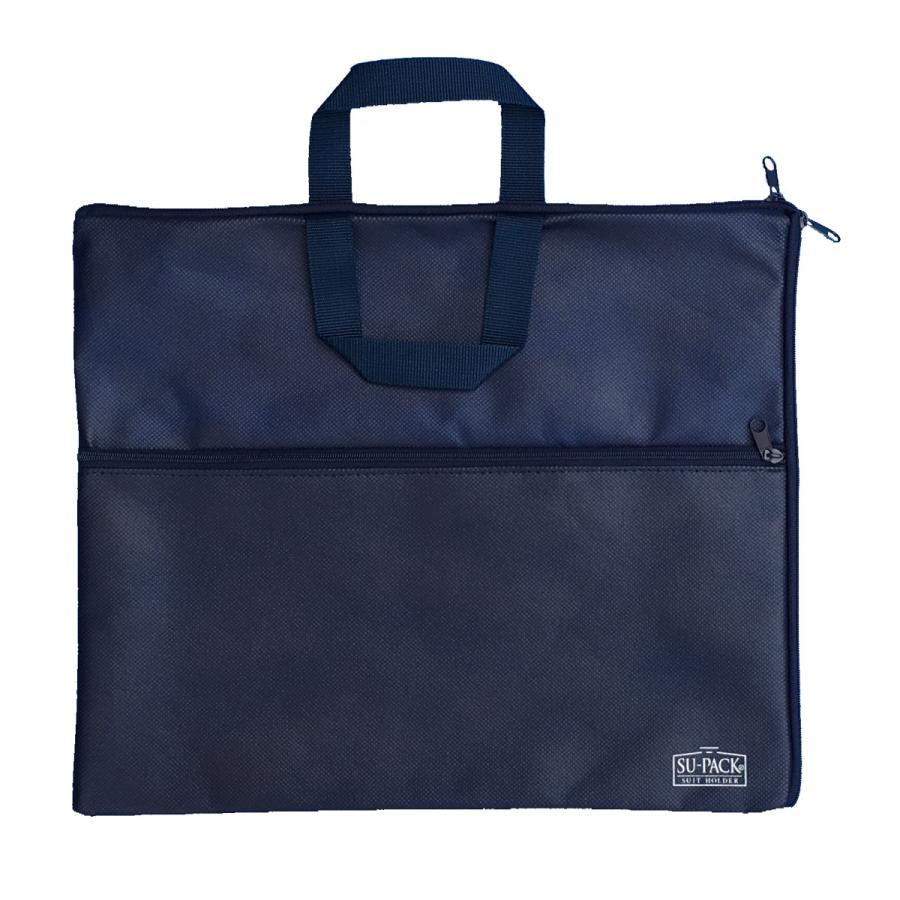 ガーメントバッグ メンズ・SU-PACK 1/6 Clean NabyBlue / スーパック 6分の1 クリーン ネイビーブルー/メーカー直販 日本製|very-web-store|04