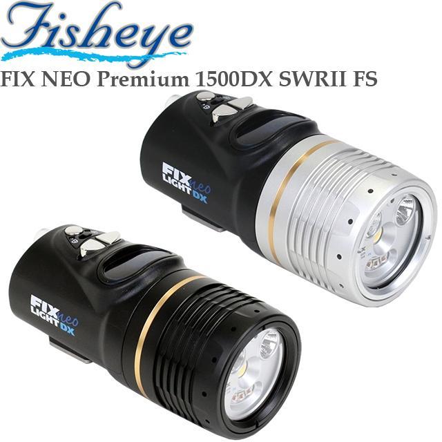 男女兼用 フィッシュアイ 水中ライト FIX NEO Premium 1500 DX Premium SWR 2 水中ライト LED 充電池 充電器付 LED 水中カメラ 水中ビデオ ダイビング フィックスネオ, 自転車のVANWARD:5df7b8d0 --- airmodconsu.dominiotemporario.com