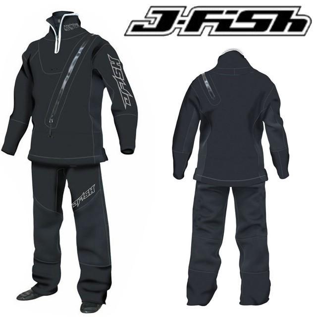 J-FISH ジェイフィッシュ ナイロンドライスーツ ウエット ドライスーツ WET DRY SUITS フルドライ JWD-391 ドライスーツ ソックスタイプ
