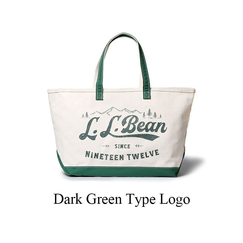 エルエルビーン トートバッグ キャンバス Lサイズ LLBEAN|viajero-chocolat|12