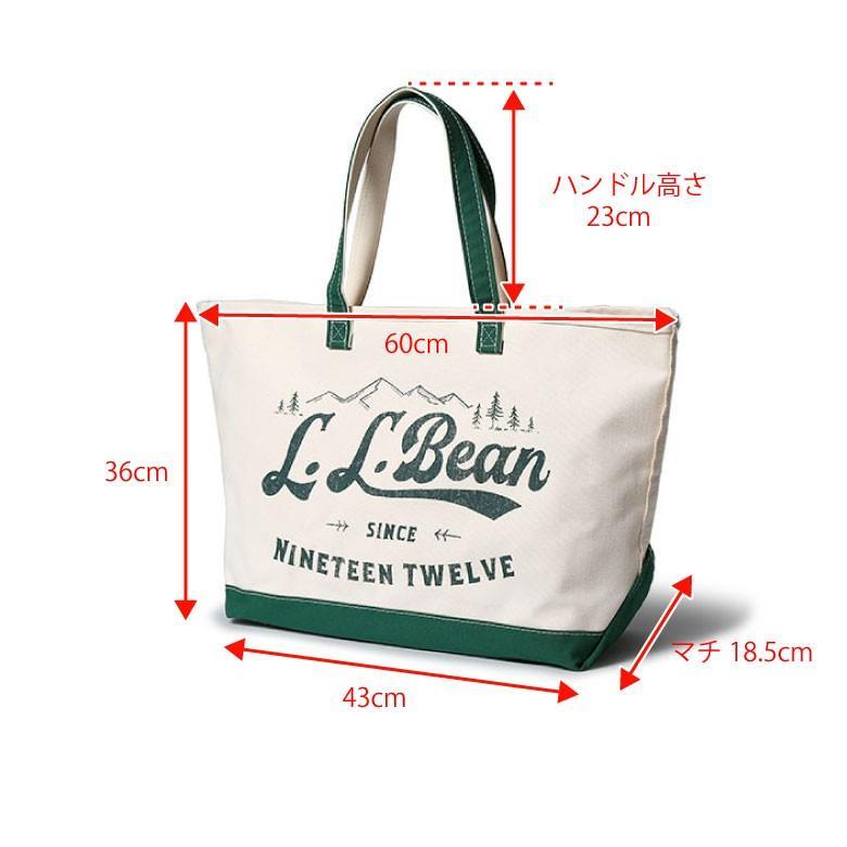 エルエルビーン トートバッグ キャンバス Lサイズ LLBEAN|viajero-chocolat|15