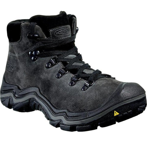 フジオカシ キーン KEEN Mens Feldberg WP Gargoyle/Black フェルドバーグ 登山靴 ハイキング ブーツ 防水 メンズ, ピップチョウ 32a15d88