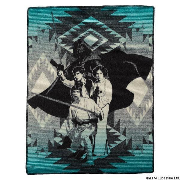 ペンドルトン PENDLETON Starwars ムチャチョブランケット A New hope スターウォーズ 新たなる希望 コラボ コレクション
