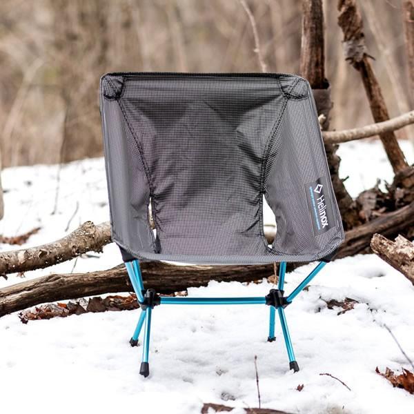 ヘリノックス Helinox チェアゼロ BK Chair Zero チェア イス 折りたたみ コンパクト 超軽量