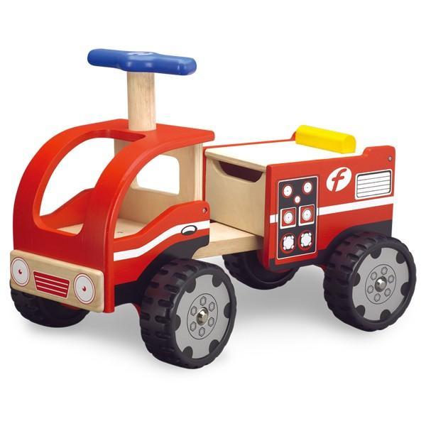 ワンダーワールド wonderworld ライドオン ファイアーエンジン キッズ ベビー おもちゃ WLWW4031