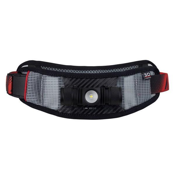 非常に高い品質 ウルトラスパイア UltrAspire Lumen 600 2019年新作 Black/Red 3.0 600 Black/Red 2019年新作, tari'sグリーン:f0fd0bc2 --- airmodconsu.dominiotemporario.com