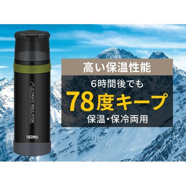 サーモス THERMOS 山専ステンレスボトル 750ml サンドベージュ vic2 02