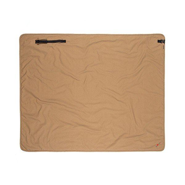 あすつく対応 グリップスワニー Grip Swany Fire Proof Blanket Coyote x Navy GSA-55|vic2|02