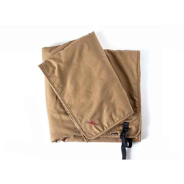 あすつく対応 グリップスワニー Grip Swany Fire Proof Blanket Coyote x Navy GSA-55|vic2|06