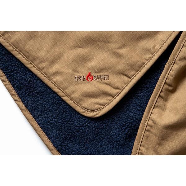あすつく対応 グリップスワニー Grip Swany Fire Proof Blanket Coyote x Navy GSA-55|vic2|07