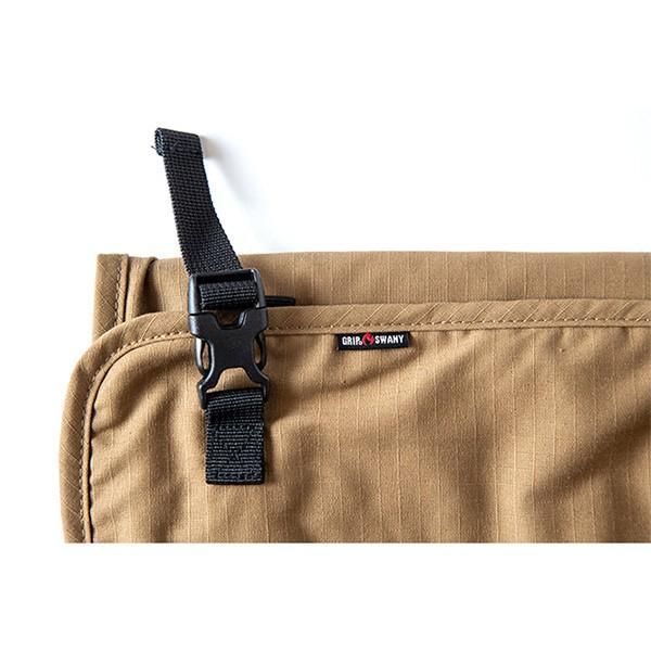 あすつく対応 グリップスワニー Grip Swany Fire Proof Blanket Coyote x Navy GSA-55|vic2|08