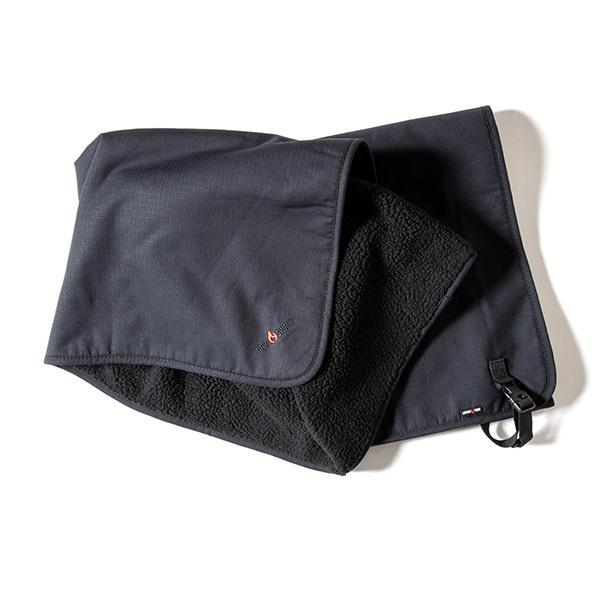 グリップスワニー Grip Swany Fire Proof Blanket Black|vic2