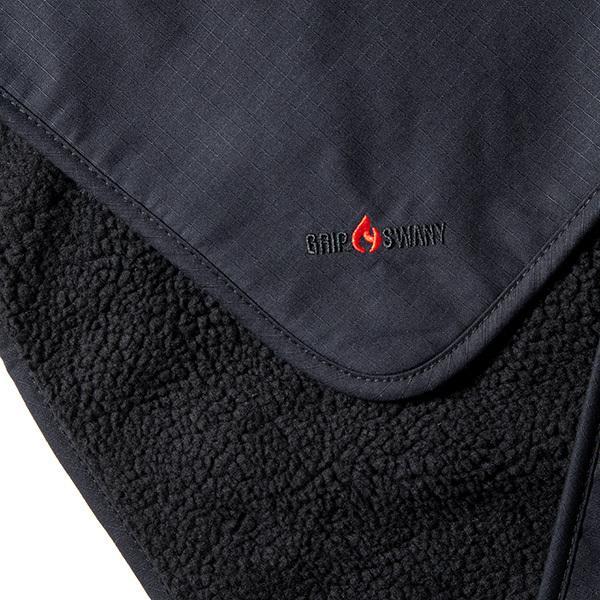 グリップスワニー Grip Swany Fire Proof Blanket Black|vic2|08