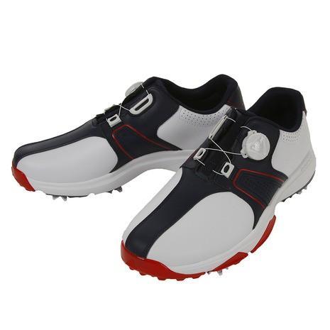 アディダス(adidas) ゴルフシューズ 360トラクションボアワイド F33770 W/N/R (Men's)